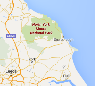 The North York Moors National Park