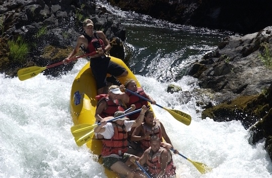 10 Fantastic WhiteWater Rafting Destinations