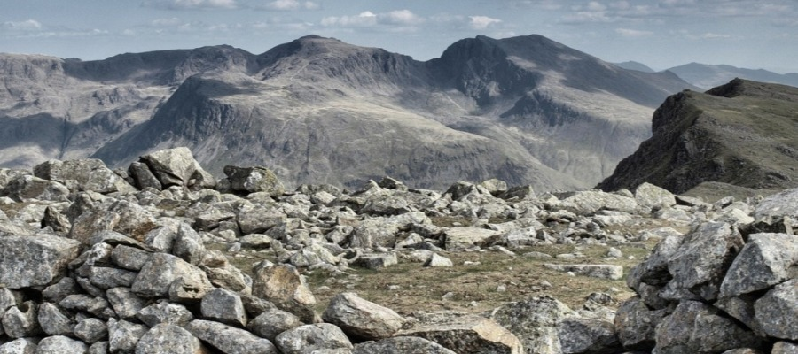 UK Walks: Scafell Pike North-Face – Lake District