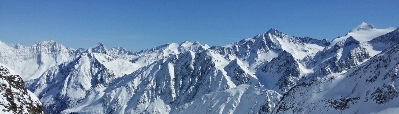 Worldwide Walking Locations - The Alps