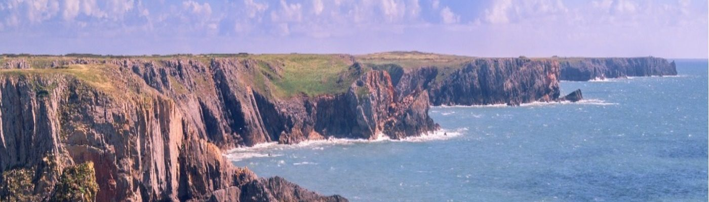 UK Walking Locations - Pembrokeshire Coast National Park