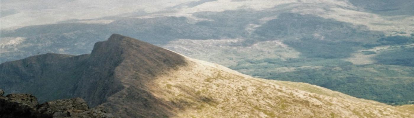 UK Walking Locations - Snowdon Via Y Lliwedd, Snowdonia