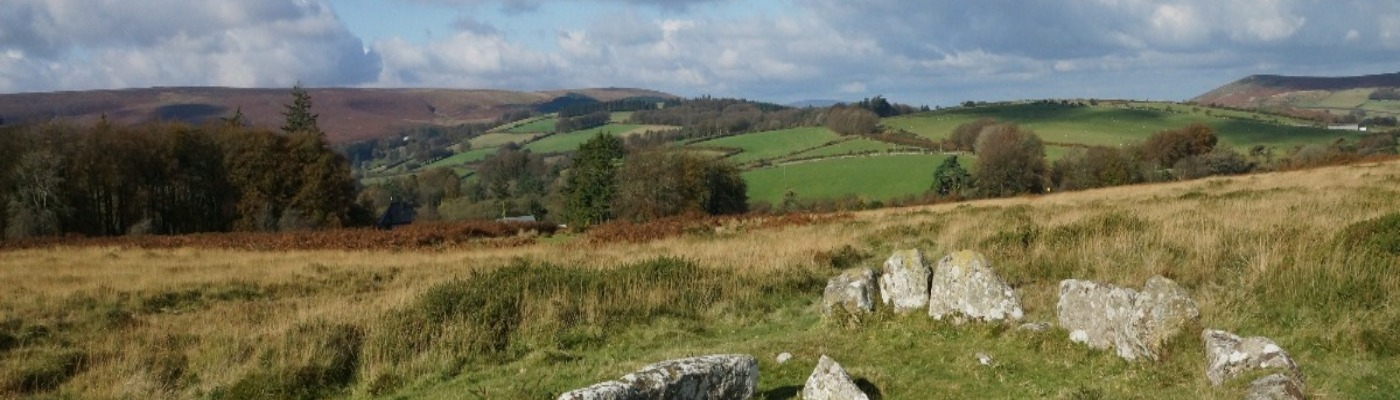 UK Walking Locations - The Dartmoor National Park
