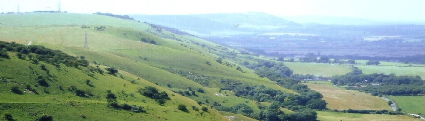 UK Walking Locations - The South Downs National Park