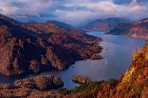 UK Walking Locations – Loch Lomond and The Trossachs National Park