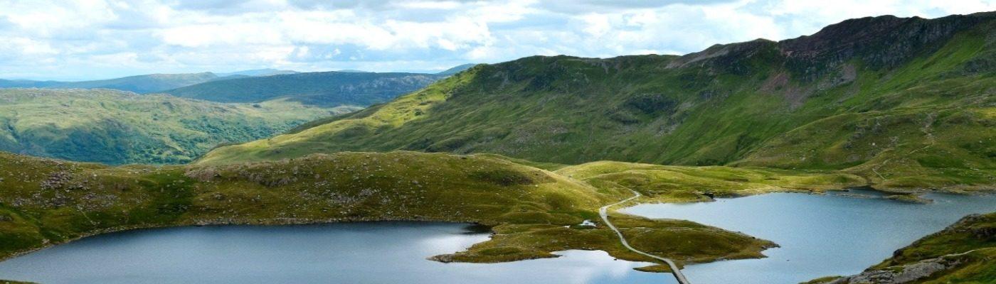UK Walking Locations - Snowdonia National Park