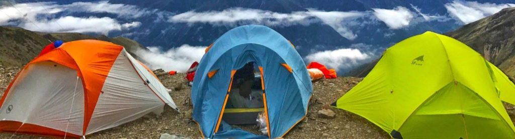 This is The Only Way To Stop Condensation In Your Tent