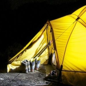 Expert Advice: How to Keep Warm Inside Your Tent