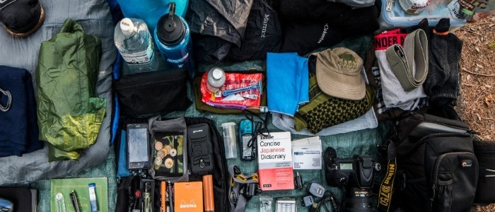 What Can you Fit in a 30 Liter Backpack?