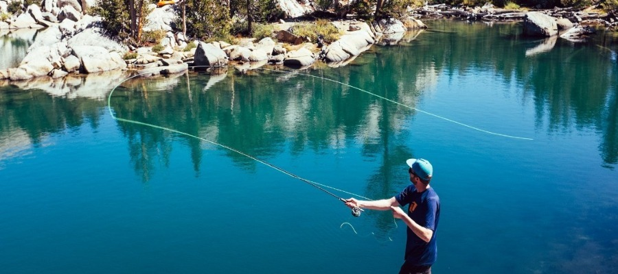 5 Best Telescopic Fishing Rod's To take in Your Rucksack on Your Next Hike